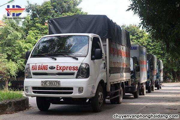 dịch vụ chuyển hàng nhanh