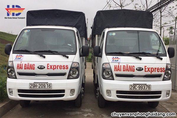 Tuyển lái xe tải tại Hà Nội