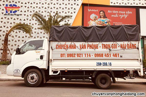 Tuyển dụng lái xe taxi tải