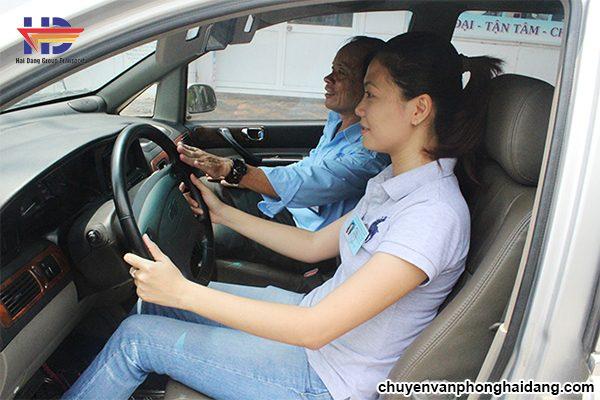 giấy phép lái xe hạng d