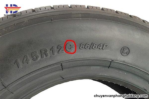 thông số lốp xe ô tô