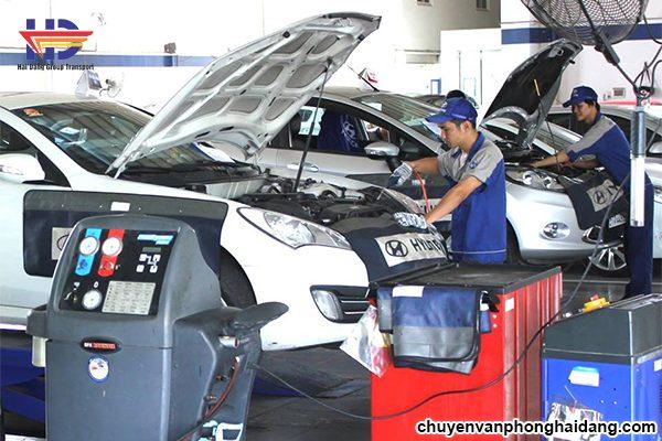 bảo dưỡng định kỳ xe ô tô