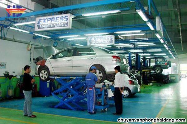 bảo dưỡng xe ô tô định kỳ