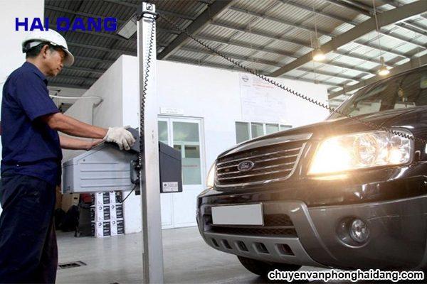 luật đăng kiểm xe ô tô