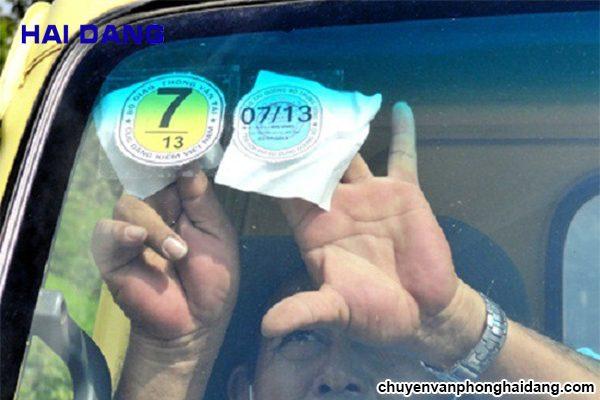 phí đăng kiểm xe ô tô