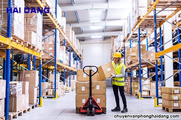 Ra đời dịch vụ chuyển kho xưởng trọn gói của taxi tải Hải Đăng