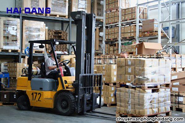 Những lý do nên chọn dịch vụ chuyển kho xưởng của taxi tải Hải Đăng